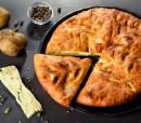 Картофджин с картофелем и сыром