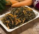 Морская капуста с морковью, 100 гр. - 145 тг