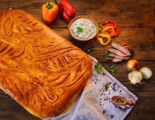 пирог Посольский (3,5 кг) - 6500 тг
