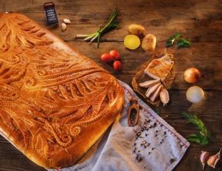 пирог Купеческий (3,5 кг) - 5500 тг