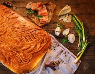 пирог Царский (3,5 кг) - 7500 тг