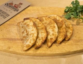 Чебурики со шпинатом и сыром, 1000гр. (20 шт.) -1750 тг