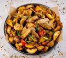 Чахокбили из курицы с картофелем 4,2 кг, - 11500 тг